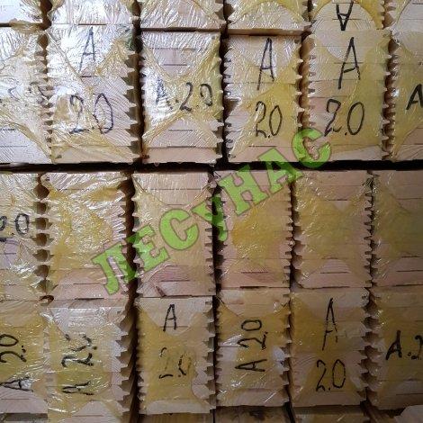 Имитация бруса 18х95х4000 (хвоя) сорт АВ