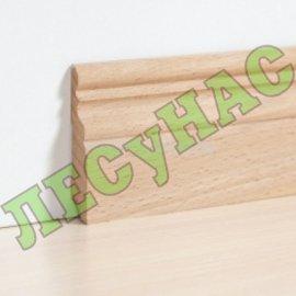 Плинтус фигурный 90/17/2500